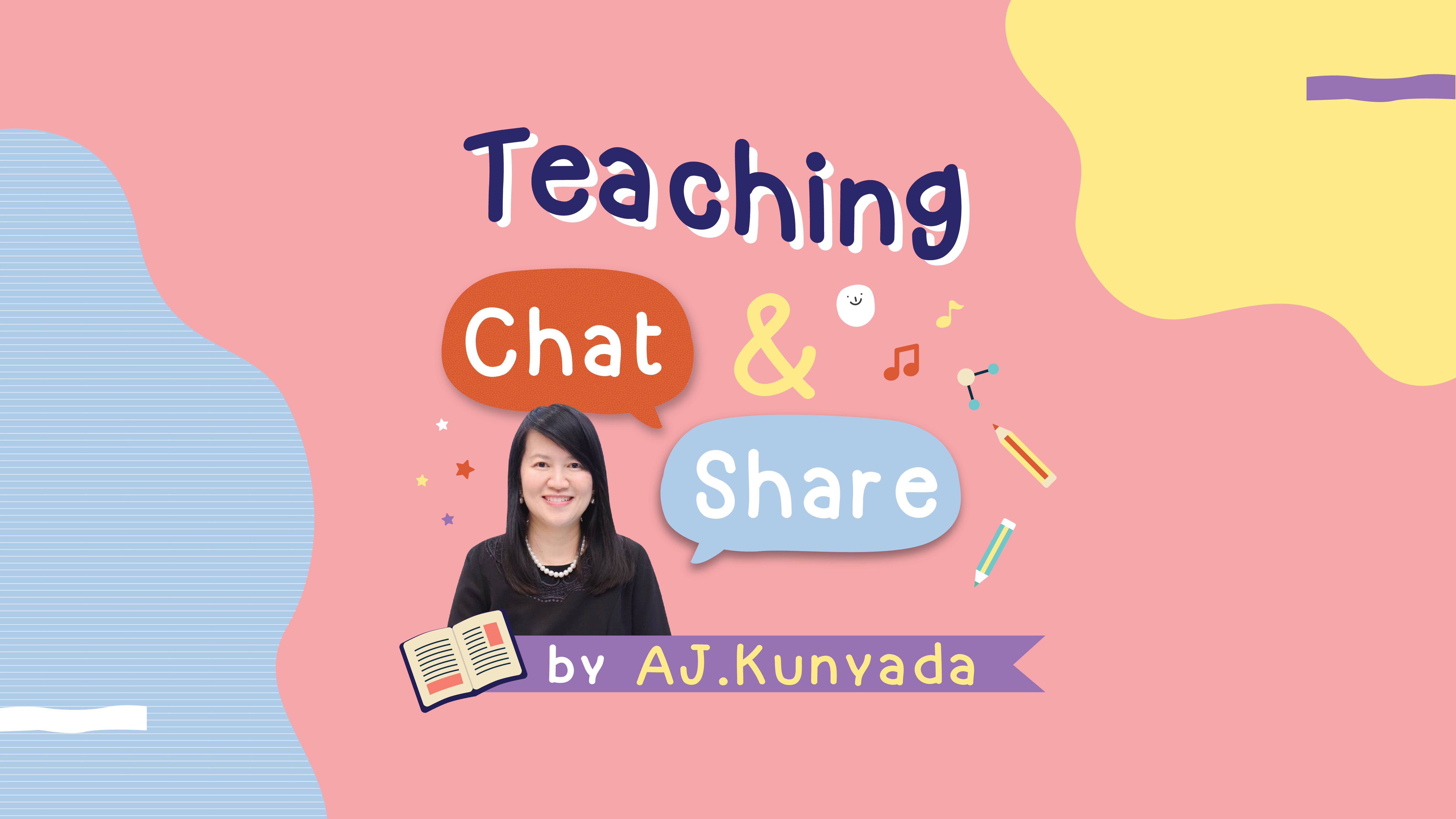 teaching chat and share